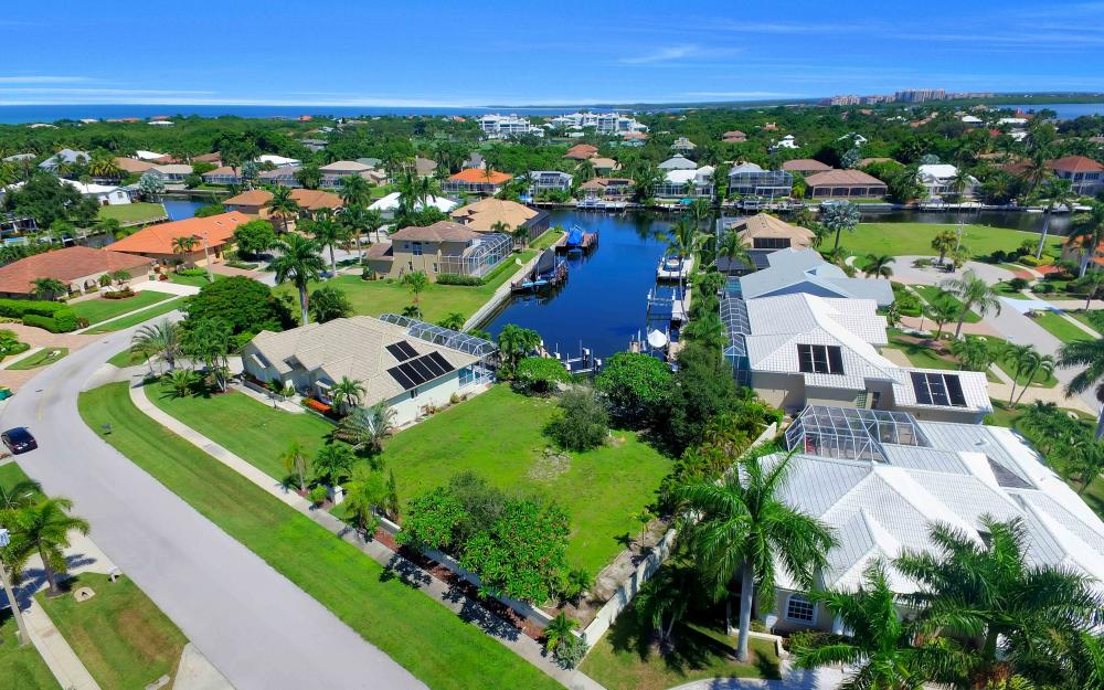 370 Cottage Ct, Marco Island - Lot For Sale 345623562