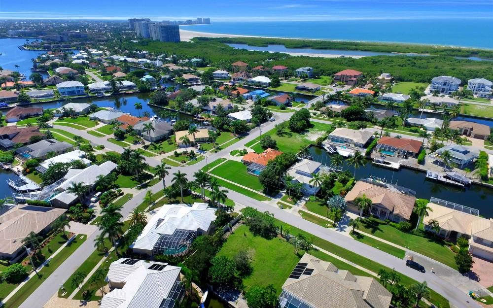 370 Cottage Ct, Marco Island - Lot For Sale 1012271780