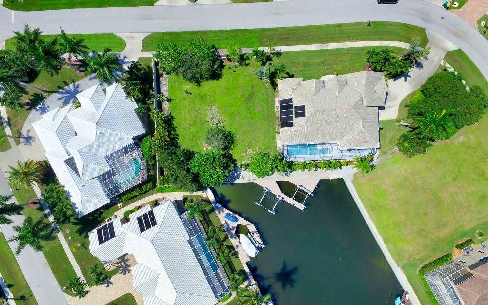 380 Cottage Ct, Marco Island - Lot For Sale 719473387