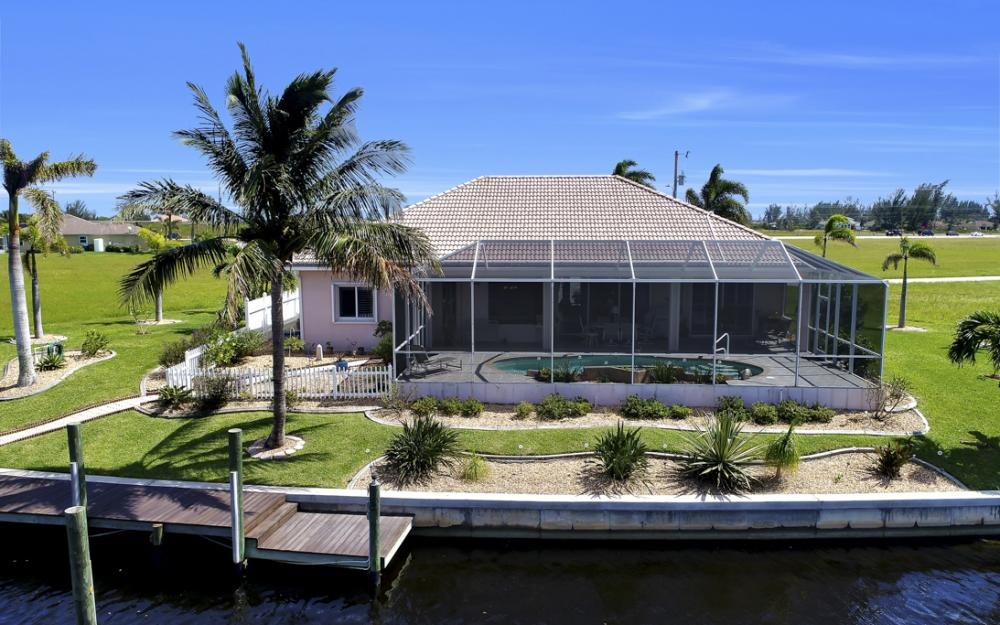 1254 NW 32nd Pl, Cape Coral - Home For Sale 521908364