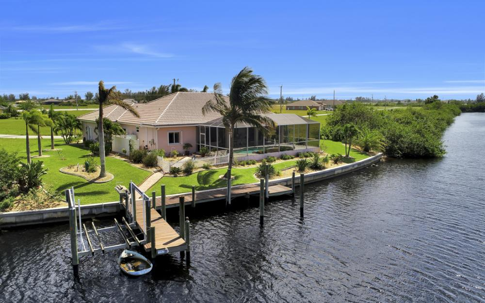 1254 NW 32nd Pl, Cape Coral - Home For Sale 802042206