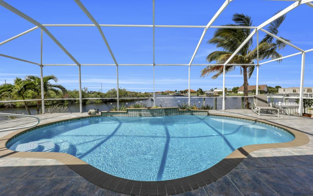 1254 NW 32nd Pl, Cape Coral - Home For Sale 20134674