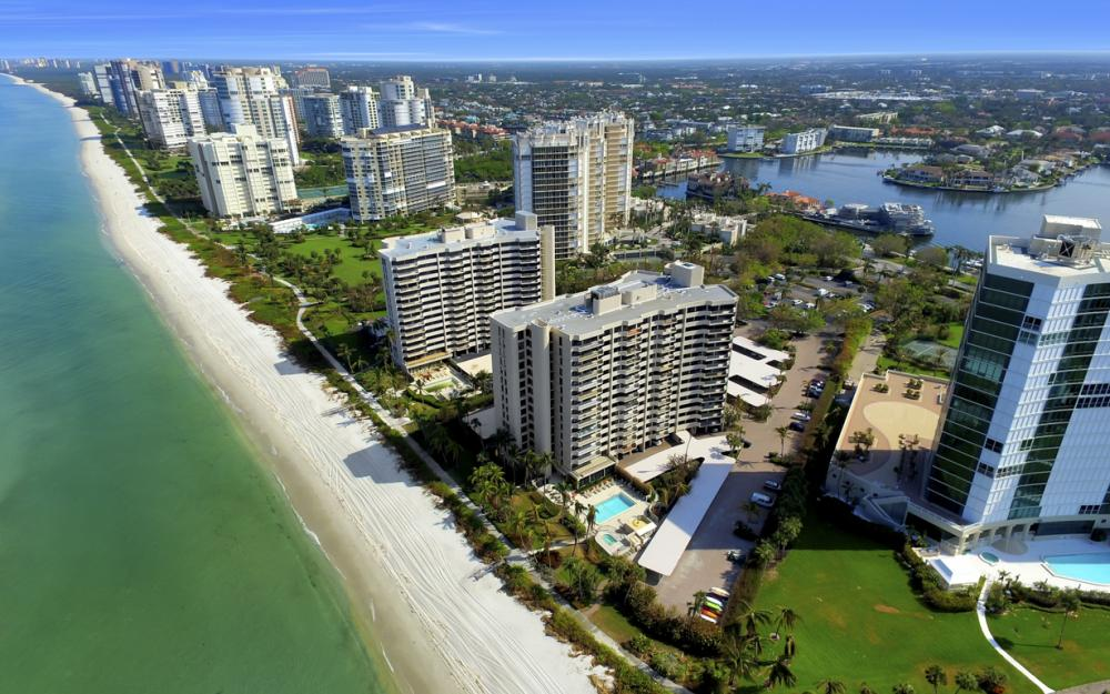 4001 Gulf Shore Blvd N #301, Naples - Condo For Sale 1050620558