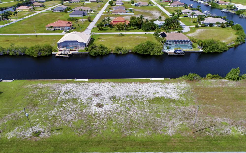 306 NW 32nd Pl, Cape Coral - Lot For Sale 582118482
