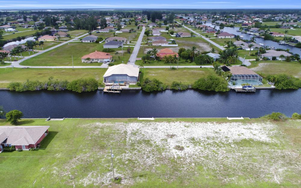 306 NW 32nd Pl, Cape Coral - Lot For Sale 1381890142