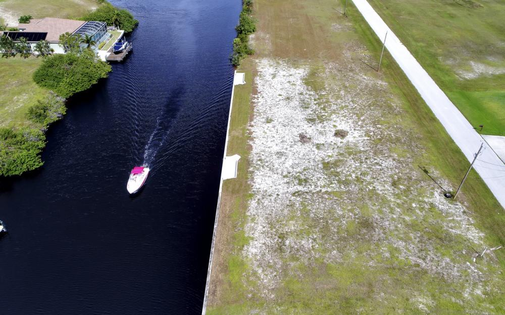 306 NW 32nd Pl, Cape Coral - Lot For Sale 1009272740