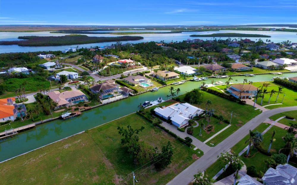 951 E Inlet Dr, Marco Island - Lot For Sale 869292550