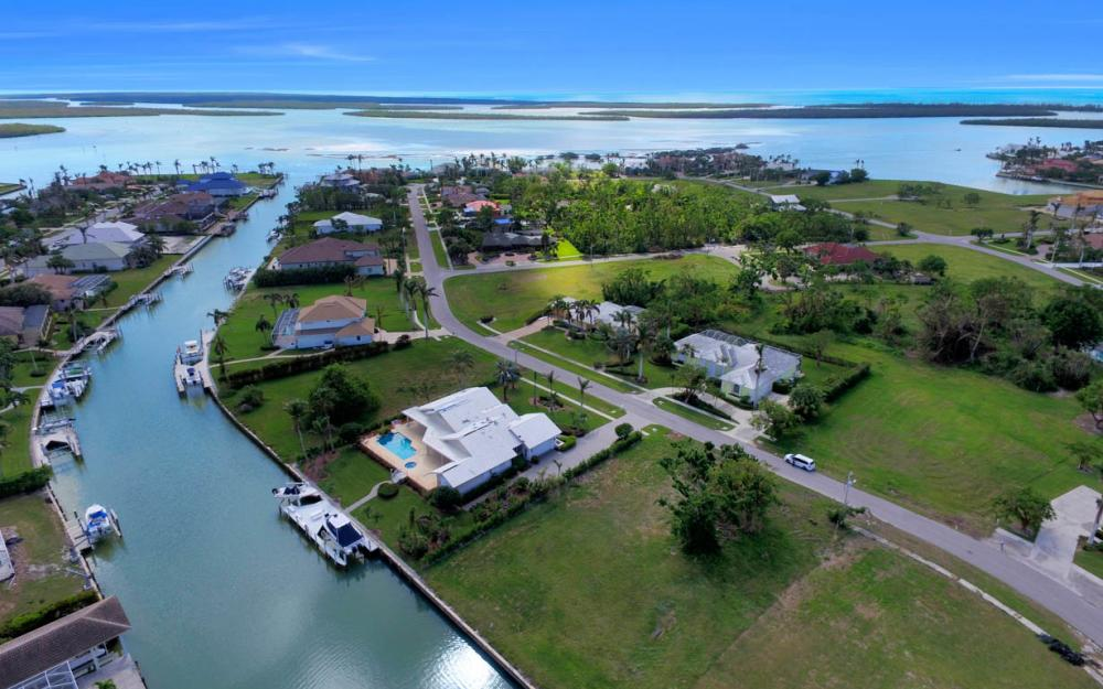 951 E Inlet Dr, Marco Island - Lot For Sale 1833589090