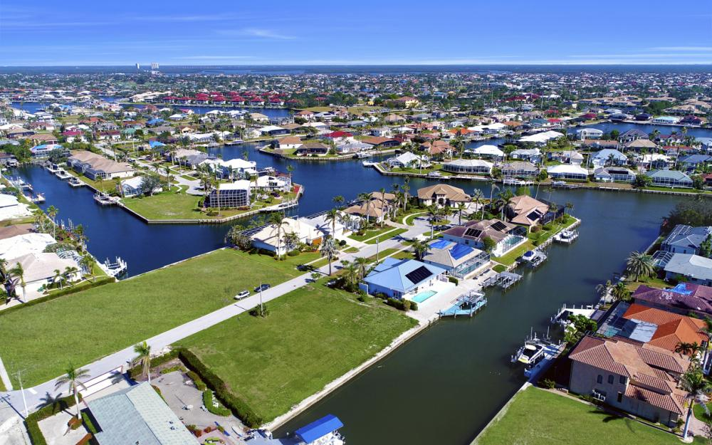 1065 Dill Ct, Marco Island - Lot For Sale 1361050554