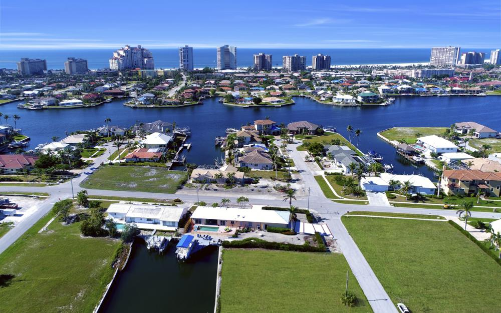 1065 Dill Ct, Marco Island - Lot For Sale 519919137