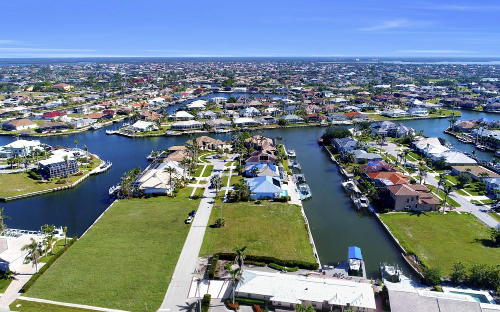 1065 Dill Ct, Marco Island - Lot For Sale 1131818855