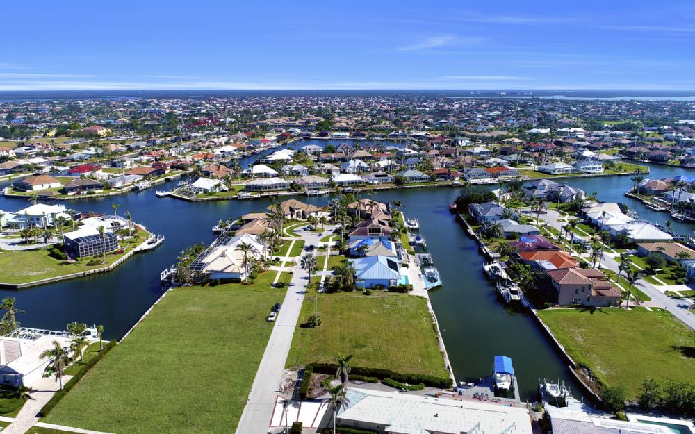 1065 Dill Ct, Marco Island - Lot For Sale 121606343