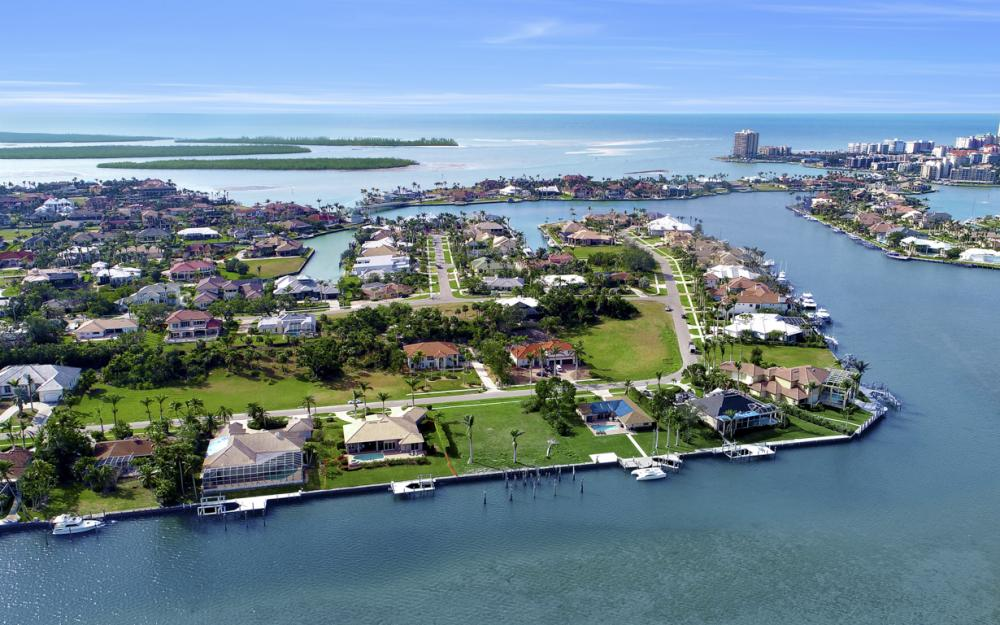 1620 N Copeland Dr, Marco Island - Lot For Sale 1978672199