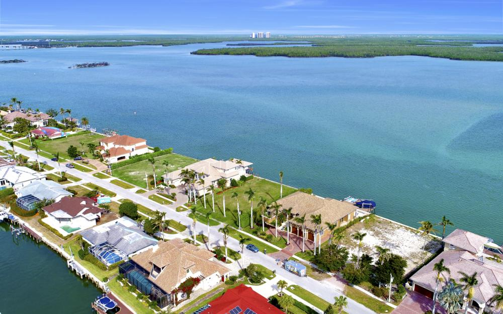 257 Polynesia Ct, Marco Island - Lot For Sale 1051877109