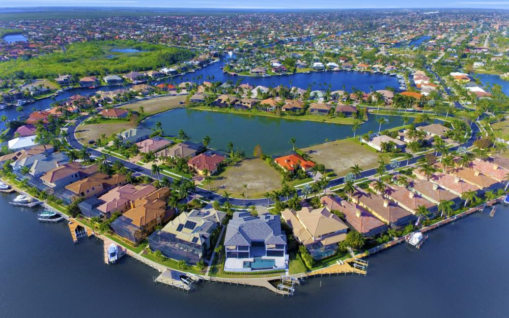 5814 Harbour Cir, Cape Coral - Lot For Sale 1257132990