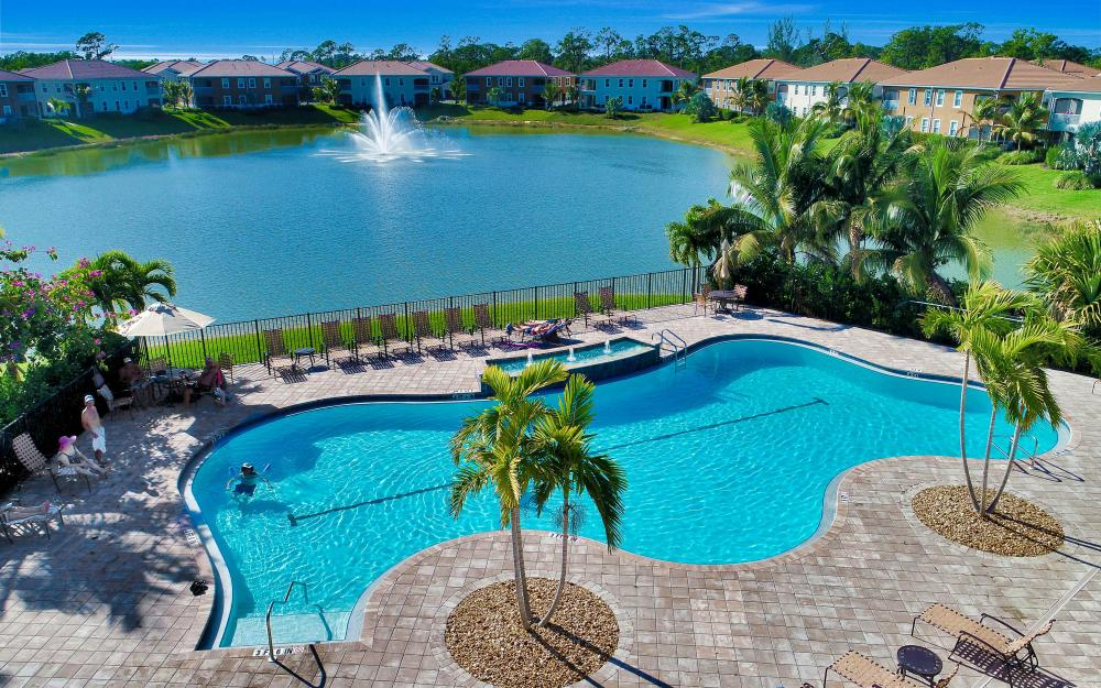 18290 Creekside Preserve Loop #102 , Fort Myers - Condo For Sale 1081535487