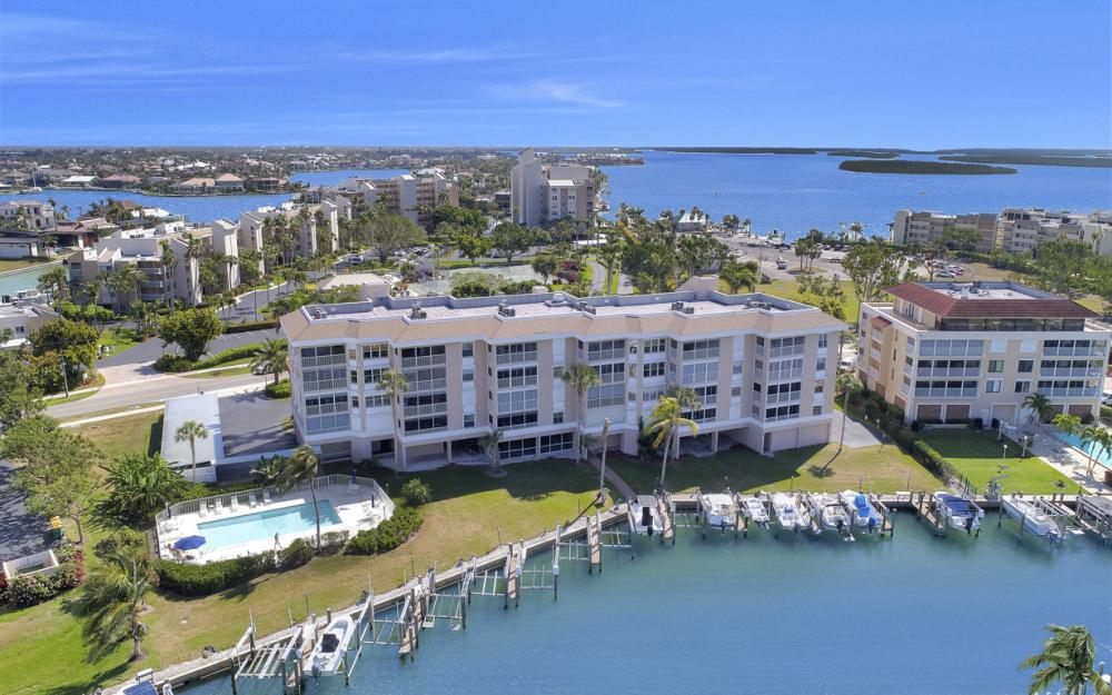 900 Collier Ct #406, Marco Island - Condo For Sale 1014050516