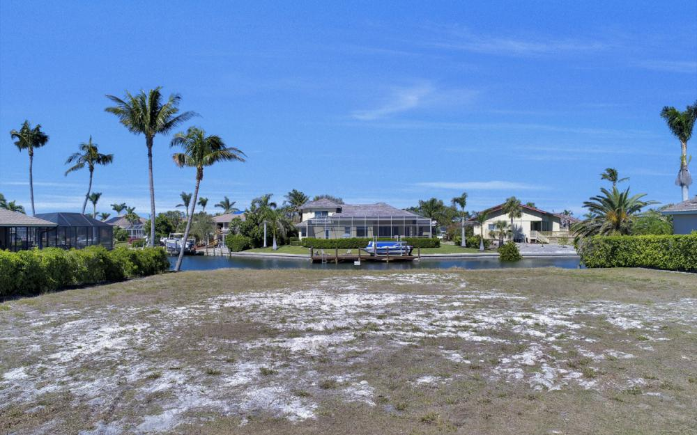 259 Marquesas Ct, Marco Island - Lot For Sale 1033902723