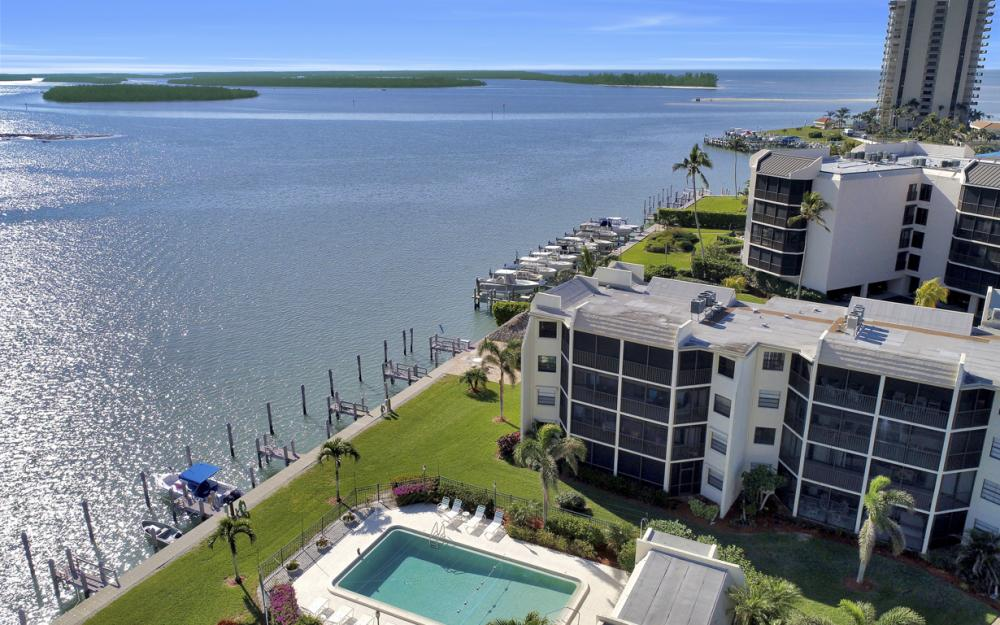 929 Collier Ct #B-102, Marco Island - Condo For Sale 2119741457