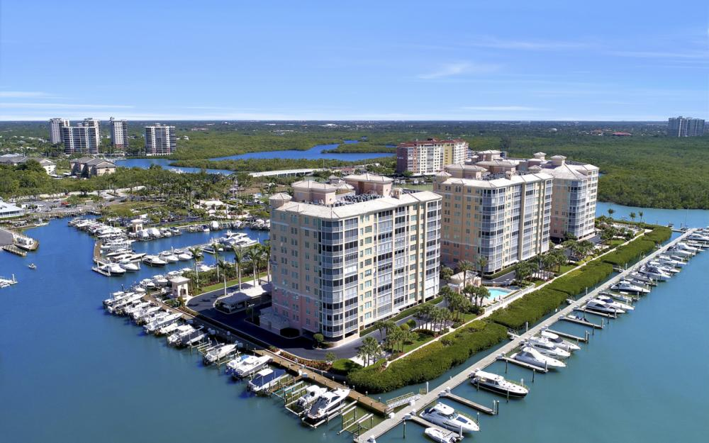 445 Dockside Dr #404, Naples - Condo For Sale 2113169743