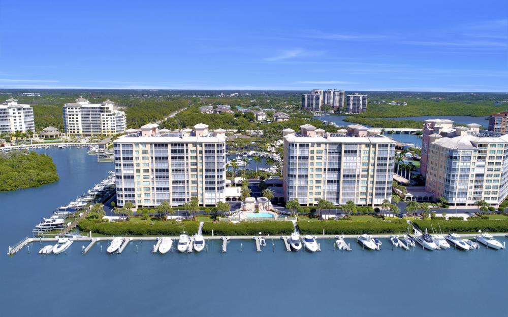 445 Dockside Dr #404, Naples - Condo For Sale 2048746368