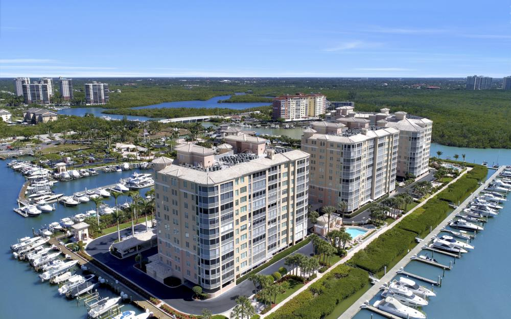 445 Dockside Dr #404, Naples - Condo For Sale 877830907