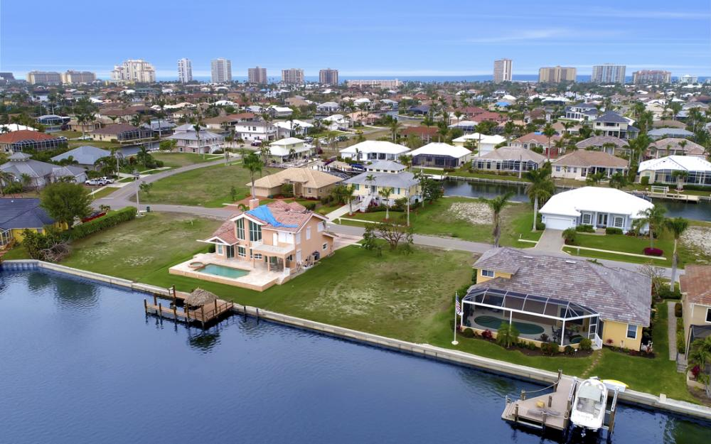 129 S Seas Ct, Marco Island - Lot For Sale 2040019227