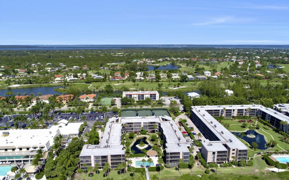 1401 Middle Gulf Dr #N403, Sanibel - Condo For Sale 235789664