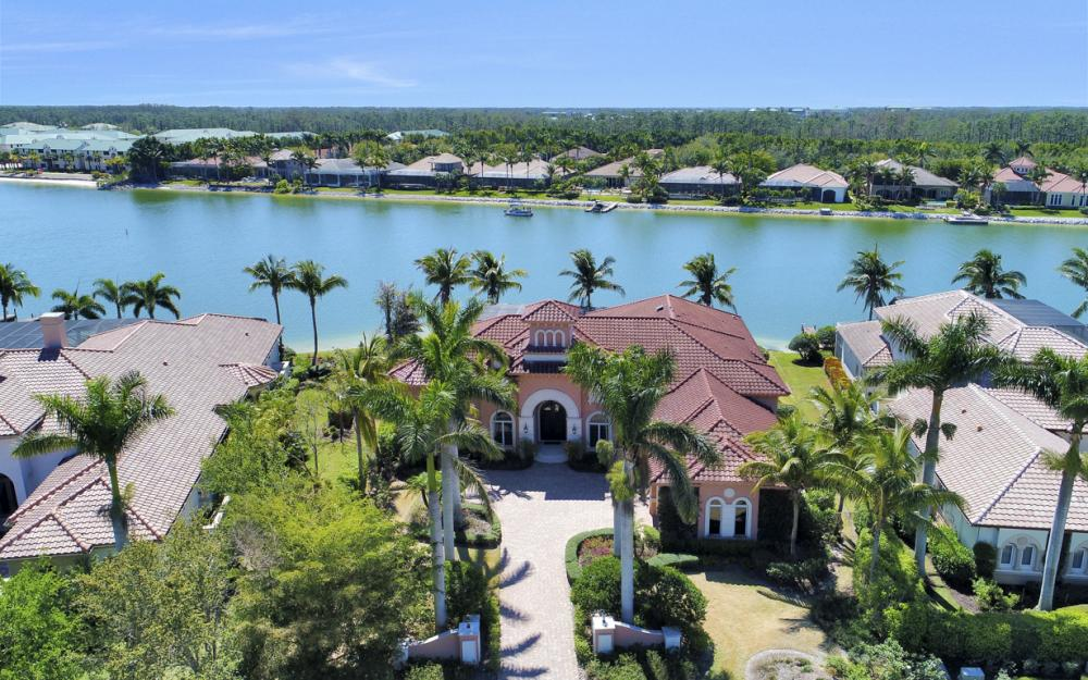 10801 Isola Bella Ct, Miromar Lakes - Home For Sale 574248665