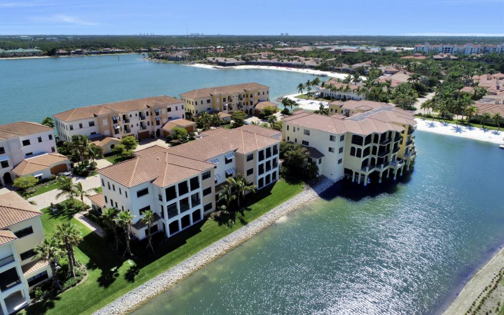 11010 Via Tuscany Ln #202, Miromar Lakes - Condo For Sale 2075834776