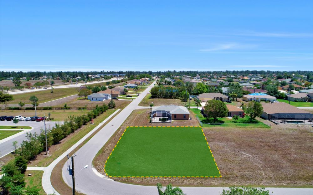 2501 SW 24th Ave, Cape Coral - Lot For Sale 1356436660