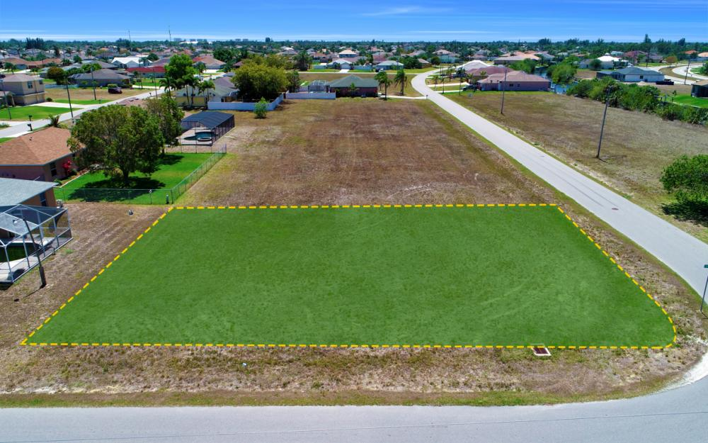 2501 SW 24th Ave, Cape Coral - Lot For Sale 1402158238
