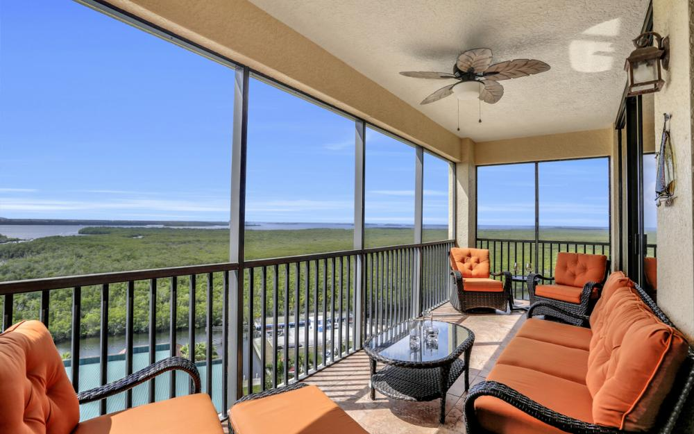 5781 Cape Harbour Dr #1309, Cape Coral - Condo For Sale 77301183
