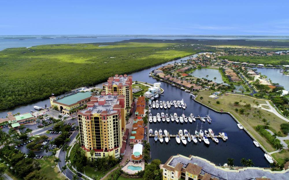 5781 Cape Harbour Dr #1309, Cape Coral - Condo For Sale 1148957318