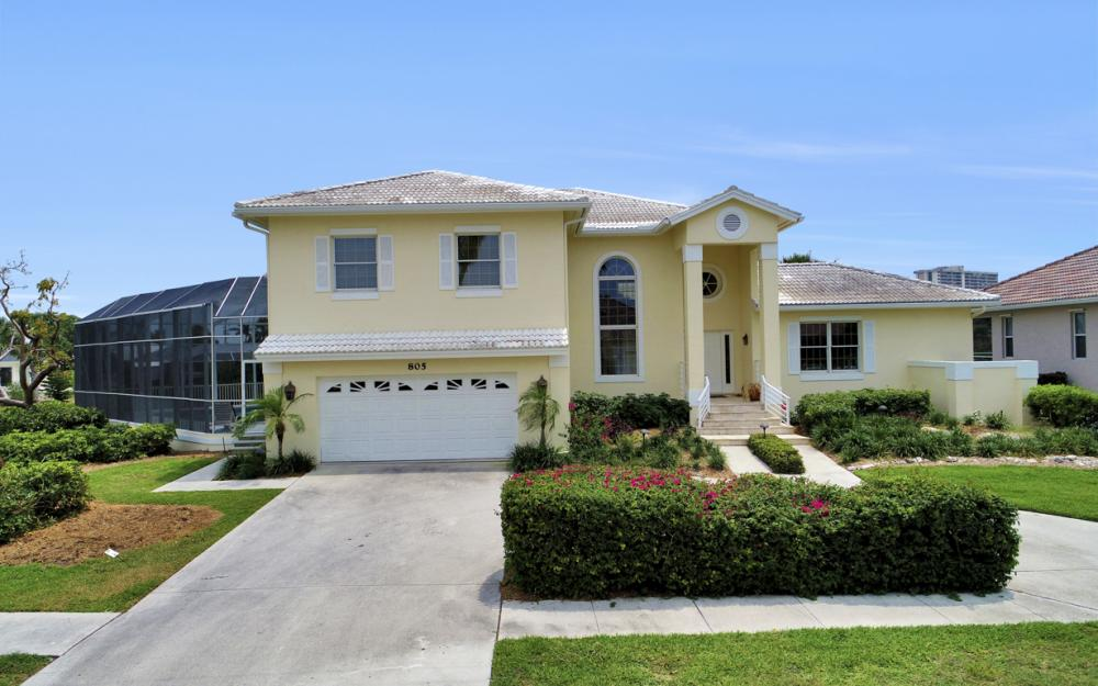 805 Dove Ct, Marco Island - Home For Rent  669865636
