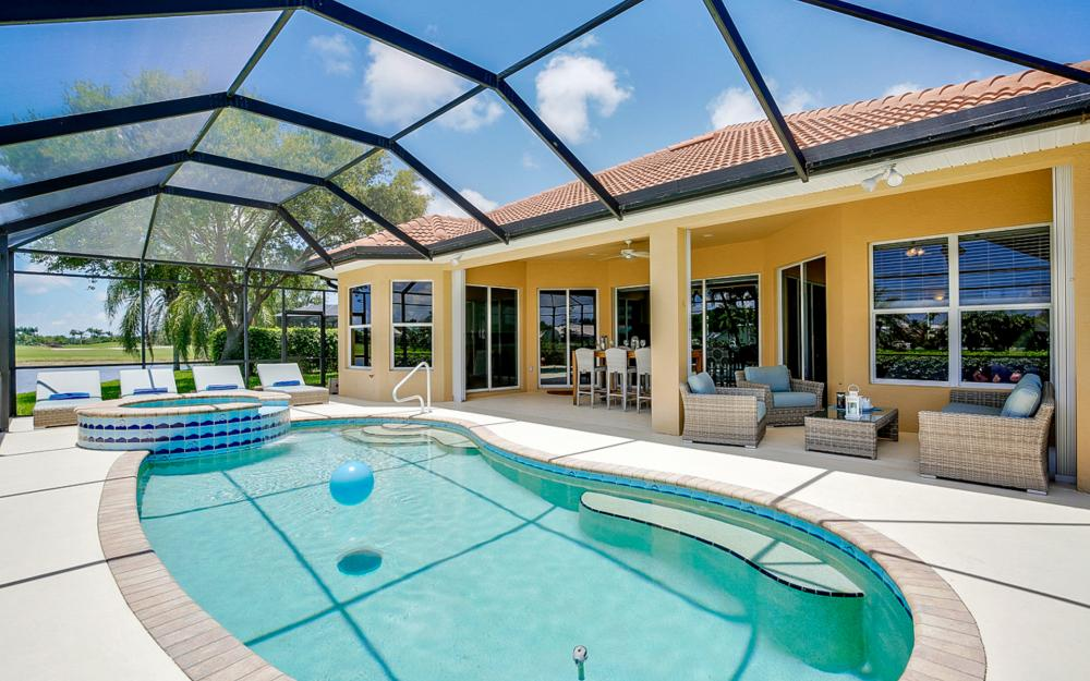 6734 Bent Grass Dr, Naples - Vacation Rental 1021174735