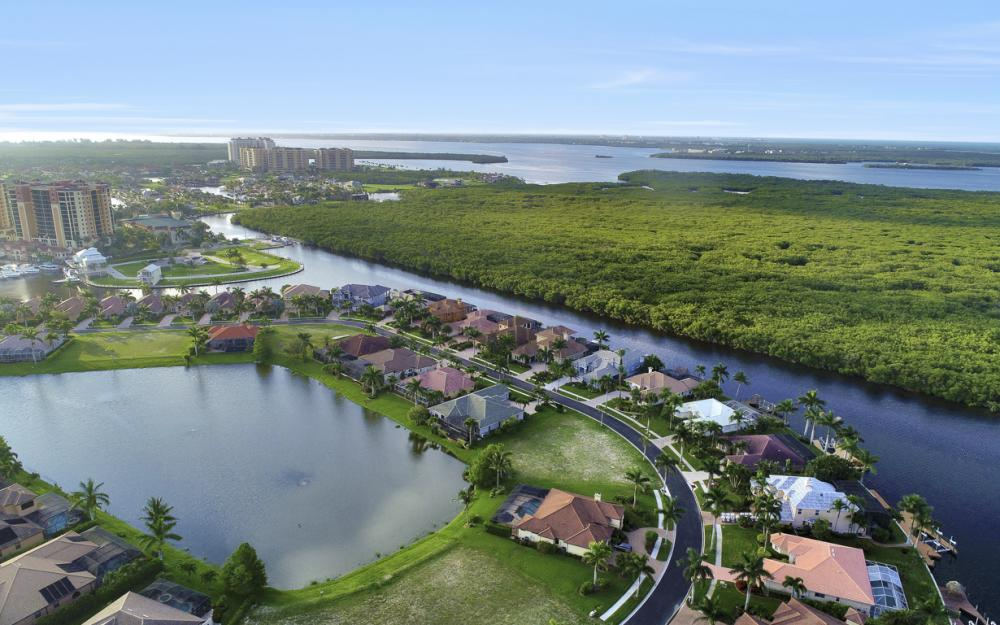 1918 Harbour Cir, Cape Coral - Lot For Sale 1504360966