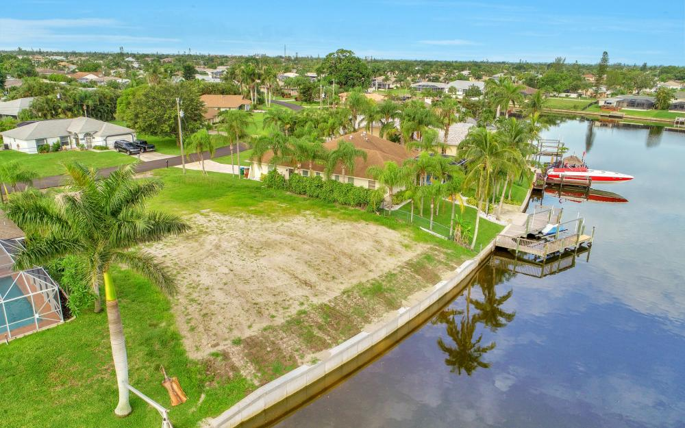 1113 SE 32nd Ter, Cape Coral - Lot For Sale 244211020