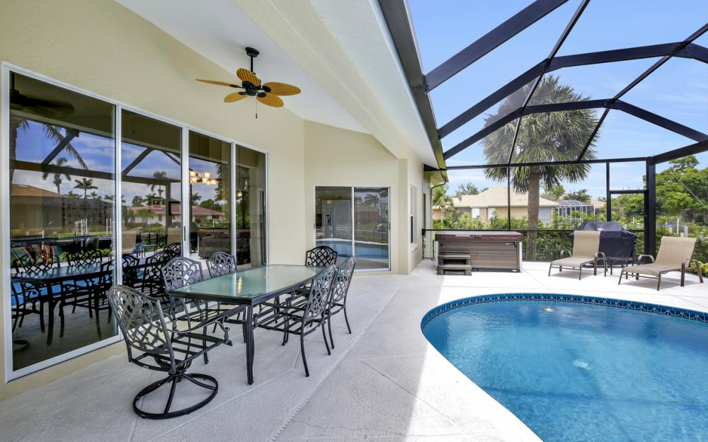 1203 Whiteheart Ave, Marco Island - Vacation Rental  919047981