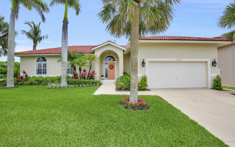 1203 Whiteheart Ave, Marco Island - Vacation Rental  1541532420