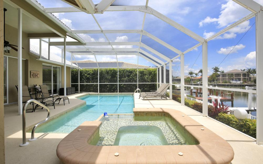 601 Blackmore Ct, Marco Island - Vacation Rental 203522482