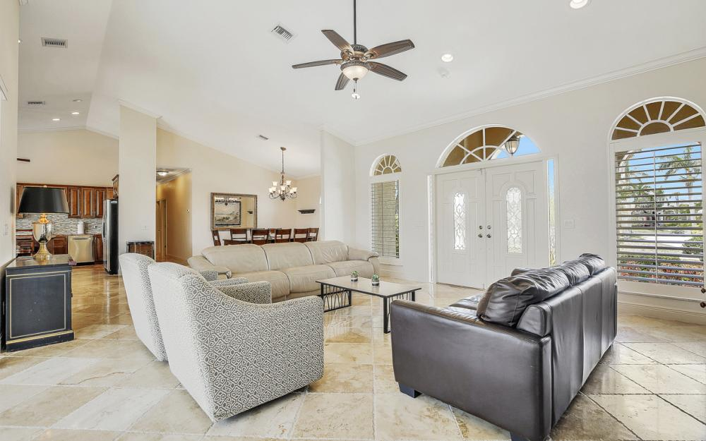 601 Blackmore Ct, Marco Island - Vacation Rental 460849643