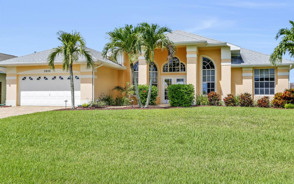 2608 SW 27th Pl, Cape Coral - Vacation Rental 15502329