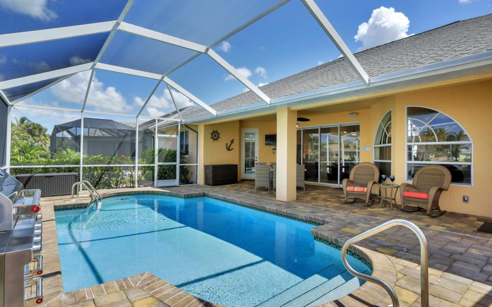 2608 SW 27th Pl, Cape Coral - Vacation Rental 235176340