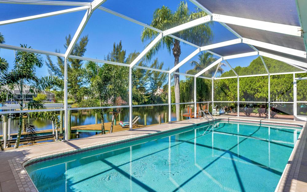 2124 SW 47th Ter, Cape Coral - Vacation Rental 386428631
