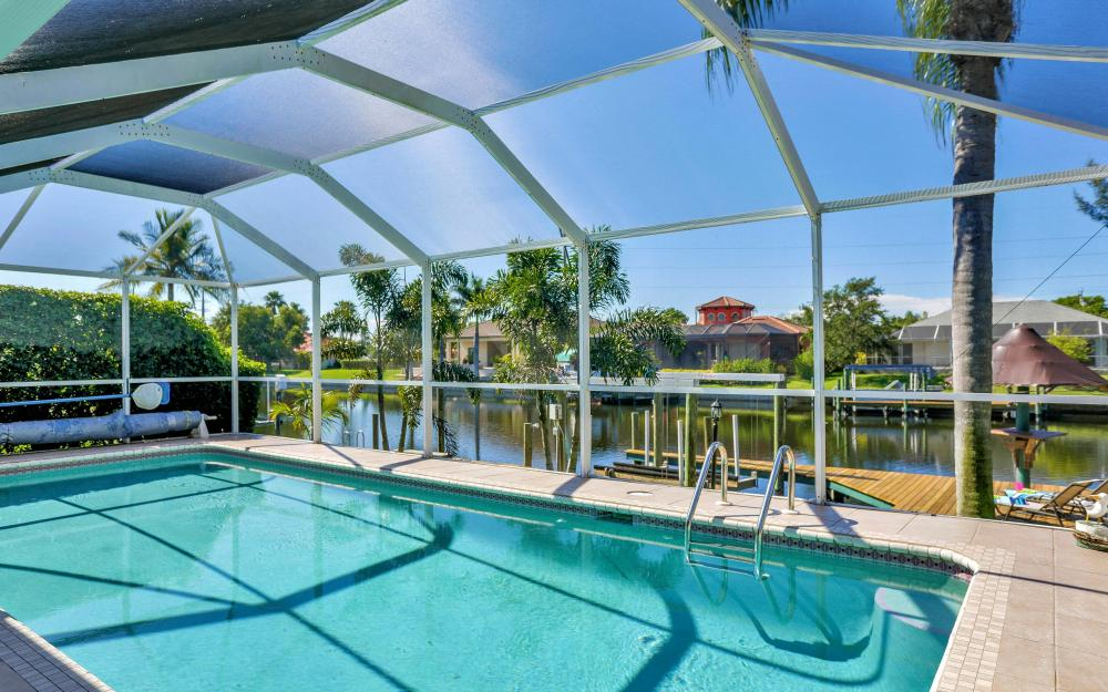 2124 SW 47th Ter, Cape Coral - Vacation Rental 1952928241