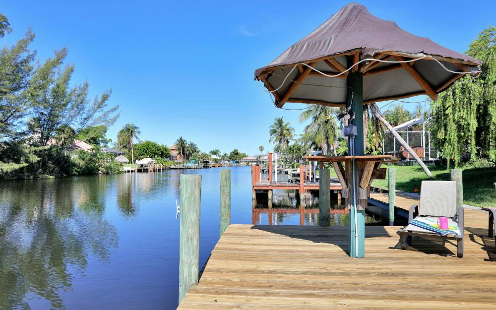 2124 SW 47th Ter, Cape Coral - Vacation Rental 621279300