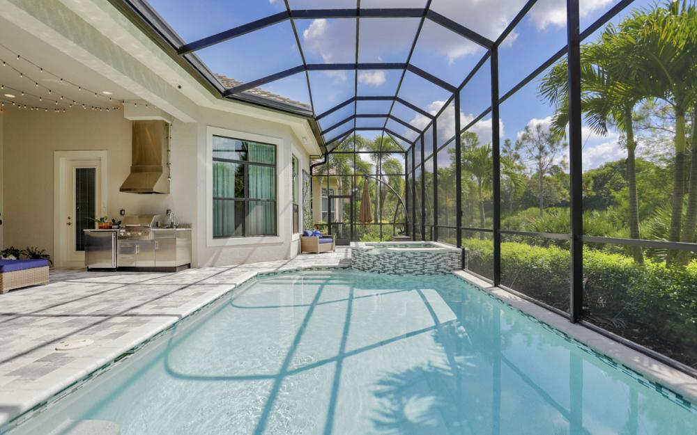 9521 Monteverdi Way, Fort Myers - Home For Sale 88897326