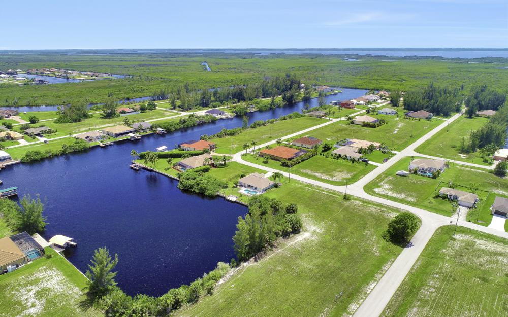 4128 NW 22nd St, Cape Coral - Lot For Sale 162092819
