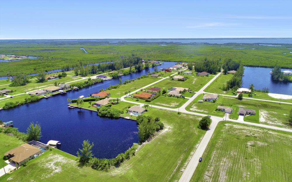 4128 NW 22nd St, Cape Coral - Lot For Sale 2037411403